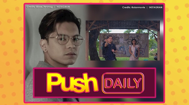 PUSH DAILY: Is Carlo Aquino Nadine Lustre's new leading man in 'Ulan' movie?