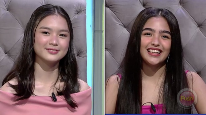 Andrea Brillantes, may payo kay Francine Diaz
