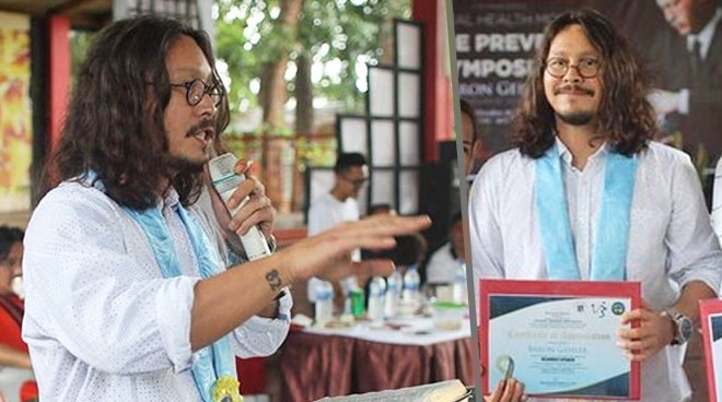 Baron Geisler a changed man? 'This is Baron 2.0'
