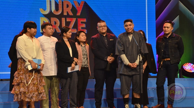 """Never Tear Us Apart"" leads this year's Cinema One Originals 2018 winners"