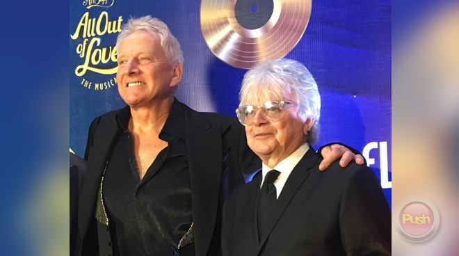 Air Supply on Pinoy singers: 'They're probably the best in the world!'