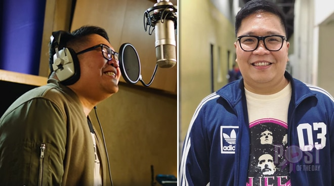 WATCH: Jugs Jugueta featured in Queen Medley Music Video