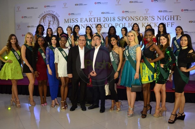 Miss Earth 2018 partners with Connext Insurance Agency.