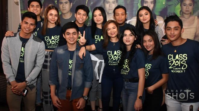 Former Goin' Bulilit kids, magsasama-sama sa horror film na 'Class of 2018'