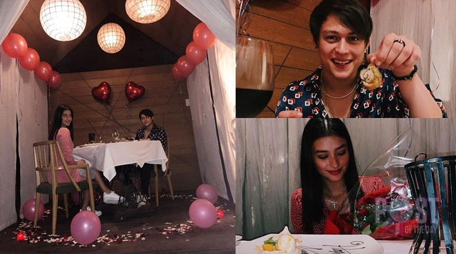Liza Soberano and Enrique Gil celebrate 'anniversary'