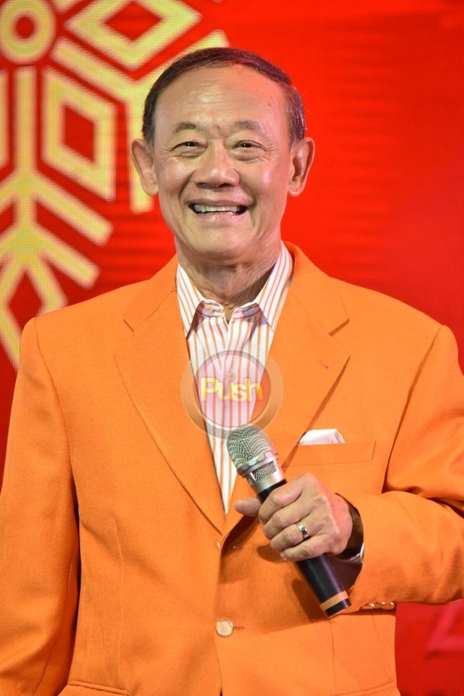 Jose Mari Chan is the Christmas ambassador of Shopee.