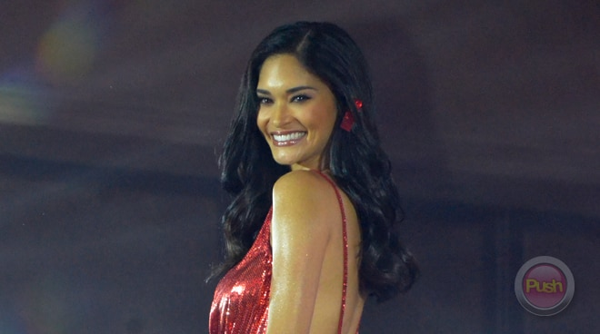 Pia Wurtzbach shares the secret of her signature drink