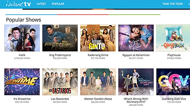 'Halik' reaches 2.7 million views on iWant TV