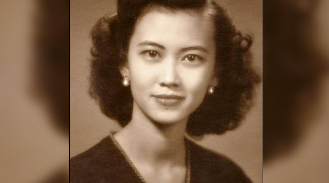 After nearly five decades, Vicki Belo's mom identified as the woman in Amorsolo painting