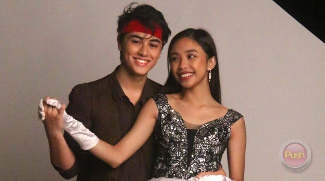 EXCLUSIVE: Edward Barber and Maymay Entrata share the secret to their real life kilig
