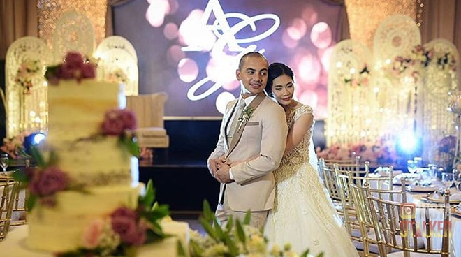 LOOK: Archie Alemania marries Gee Canlas