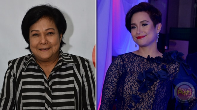 Lea Salonga asks why Nora Aunor has not yet been honored as a National Artist