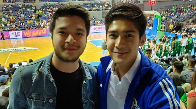 After ten years, Robi Domingo reunited with 'rival' housemate Josef Elizalde