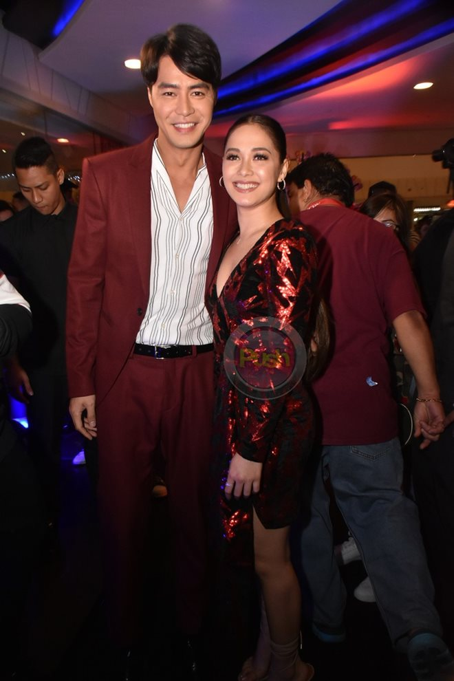 To Love Some Buddy stars Zanjoe Marudo and Maja Salvador.
