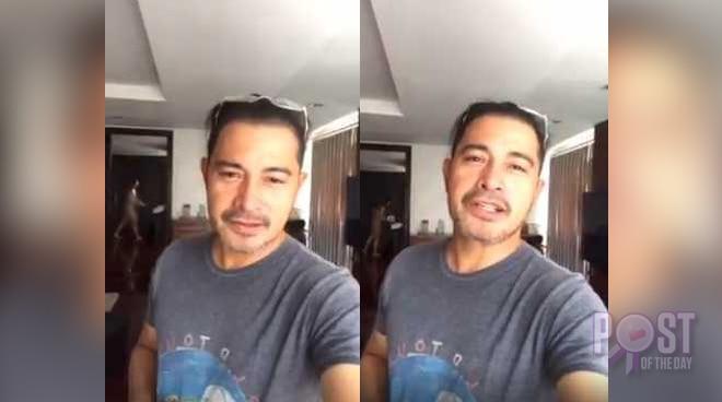 Netizens, nagulat sa 'photobomber' ni Cesar Montano