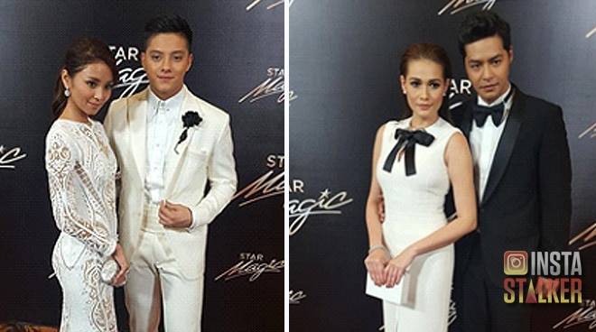 Where Are They Now: Couples on the Star Magic Ball Red Carpet