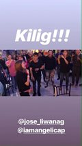 Photo credits to Dionne Monsanto's Instagram stories