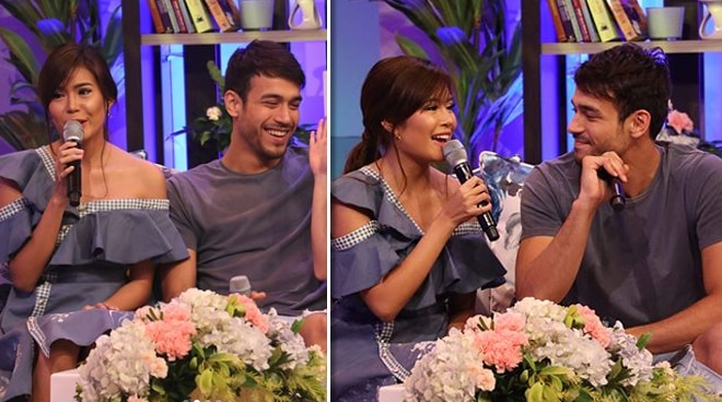 Myrtle Sarrosa and Kit Thompson reminisce their past as love team on PBB