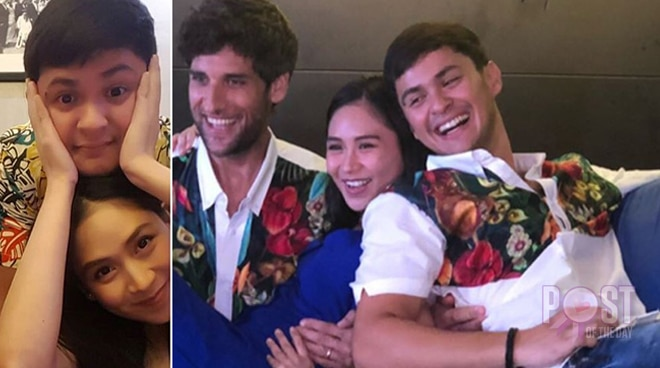 SPOTTED: Sarah Geronimo attends Matteo Guidicelli and Nico Bolzico's food event