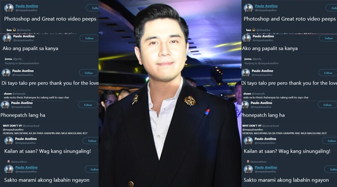 LOL! Paulo Avelino's funny and witty answers to #AskGoyo questions amuse netizens