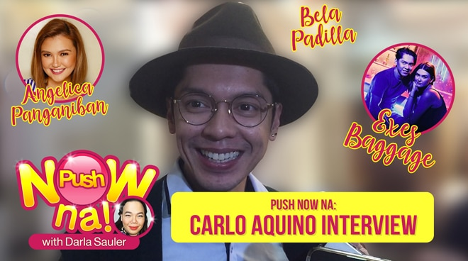 Push Now Na: May intimate scenes ba ang CarGel sa bago nilang movie?