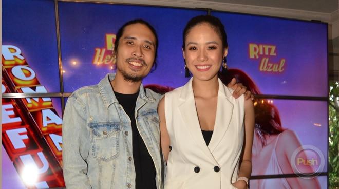 Ritz Azul ikinuwento ang panginginig ng katawan ni Pepe Herrera sa kanilang intimate scenes sa 'The Hopeful Romantic'