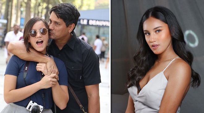 Richard Gomez's advice for his 18-year-old daughter Juliana