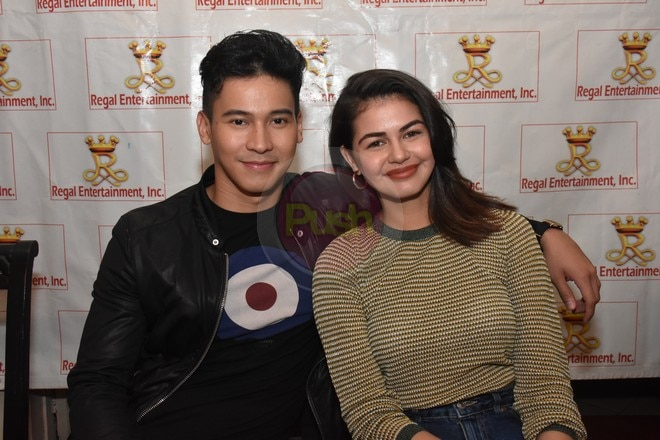 Enchong Dee at Janine Gutierrez, naghahanda na para sa upcoming movie na Elise.
