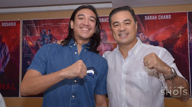 Martial arts action film The Trigonal to premiere in PH cinemas this month