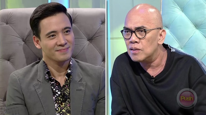 "Erik Santos to Boy Abunda: ""You are the very first person to believe in me."""