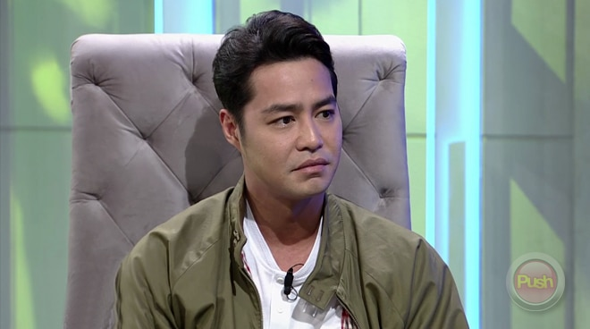 Zanjoe Marudo explains how he handled the pain of losing his mom