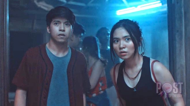 "Watch: First teaser for the horror-thriller film ""Class of 2018"" starring Nash Aguas and Sharlene San Pedro"