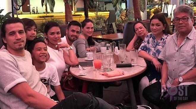LOOK: Kristine Hermosa's happy family time
