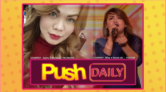 PUSH DAILY: Transgender singer Sephy Francisco delivers jaw-dropping performance in X-Factor UK.