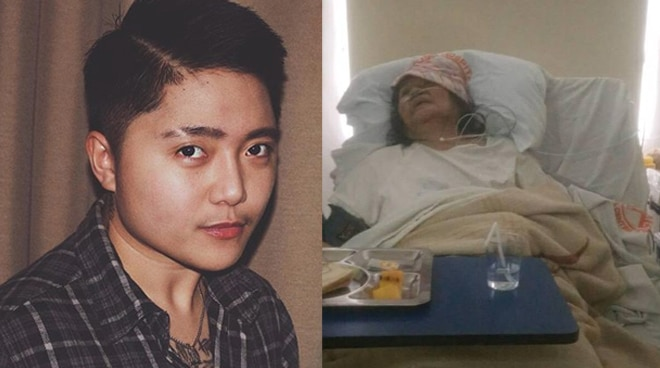 Raquel Pempengco hopes Jake Zyrus will visit his sick grandmother soon