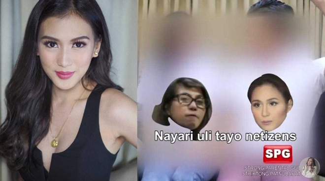 Why did Alex Gonzaga delete her 'touchy' vlog episode with Fifth Solomon?