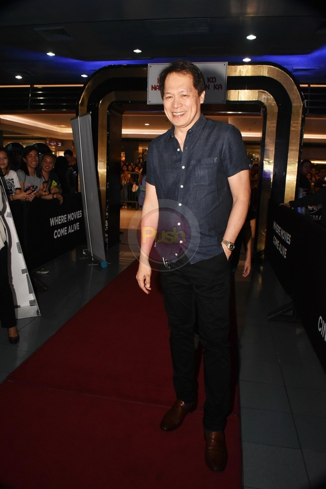 Check out who went to the Nakalimutan Ko Nang Kalimutan Ka's premiere night.