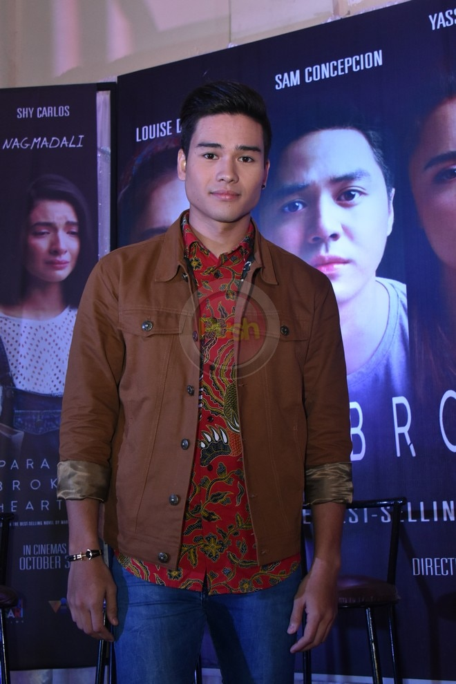 Para sa Broken Hearted will hit cinemas on October 3.