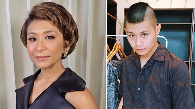 """Ces Drilon on her son Andre coming out as bisexual, """"I never knew that he had an identity crisis"""""""