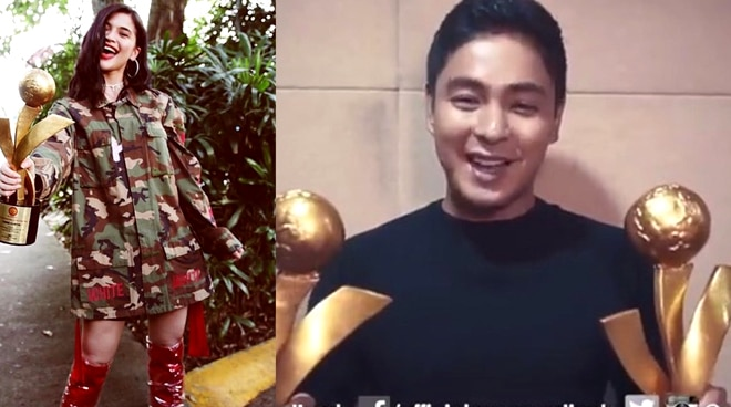 LOOK: Anne Curtis, Coco Martin, KathNiel and more Kapamilyas win big at this year's EdukCircle Awards
