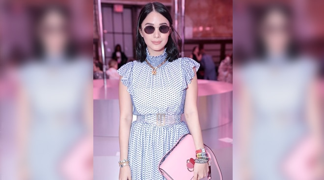 LOOK: Heart Evangelista is one of Kate Spade New York's favorite faces