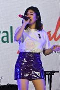 Some of the photos from The New Vibes Live concerts at Ayala Malls' Vertis North and Feliz branches.