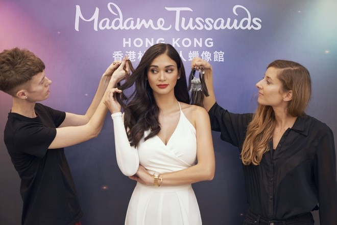 Pia Wurtzbach to have wax figure in Madam Tussauds HK.