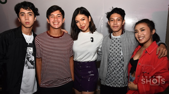 LOOK: Claudia Barretto and more millennial artists perform at The New Vibe Live concerts