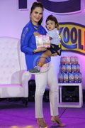 Kristine Hermosa and her son Vin are the new faces of KoolFever.