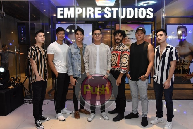 Mercator's Jonas Gaffud owns Empire Studios in BGC.