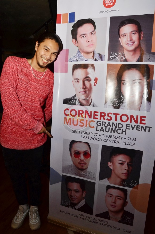 Check out the other Cornerstone artists who conquered the stage.