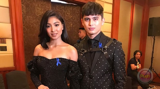 STYLE STALKER: James Reid and Nadine Lustre on their ABS-CBN Ball 2018 look: 'We're just going for something new'