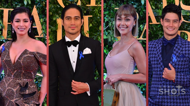 RED CARPET FASHION: Celebrities talk about their ABS-CBN Ball 2018 style