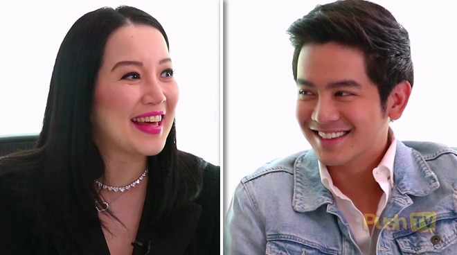 Kris Aquino praises Joshua Garcia as an actor